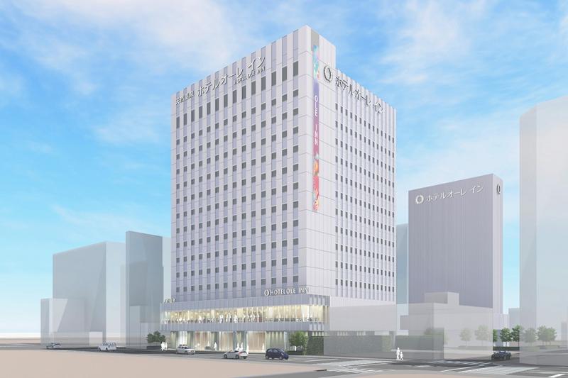 ホテルオーレ イン(静岡)サイト公開のお知らせ